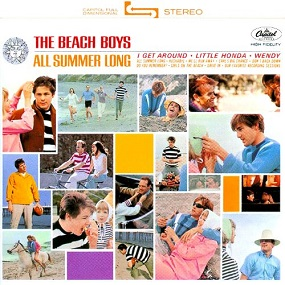 ALL SUMMER LONG! - THE BEACH BOYS (1964)