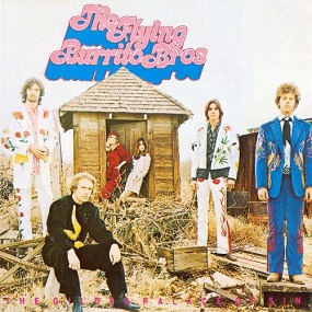 THE FLYING BURRITO BROS. - THE GILDED PALACE OF SIN (1969)