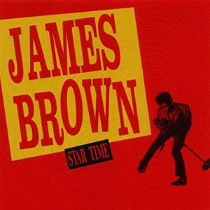 JAMES BROWN - STAR TIME (1956 - 1984)