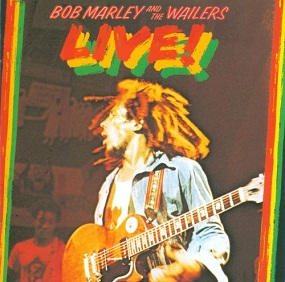 BOB MARLEY AND THE WAILERS - LIVE! (1975)