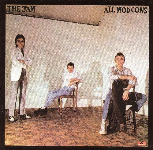 THE JAM - ALL MOD CONS (1978)