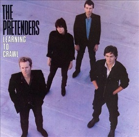 THE PRETENDERS - LEARNING TO CRAWL (1984)