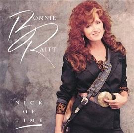 BONNIE RAITT - NICK OF TIME (1989)