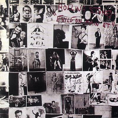 ROLLING STONES - EXILE ON MAIN ST. (1972)