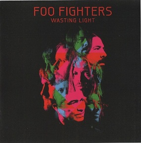 FOO FIGHTERS - WASTING LIGHT (2011)