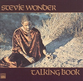 STEVIE WONDER - TALKING BOOK (1972)