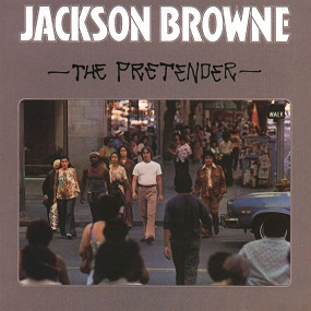 JACKSON BROWNE - THE PRETENDER (1976)