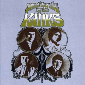 THE KINKS - SOMETHING ELSE (1967)