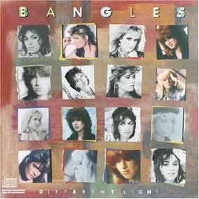 BANGLES - DIFFERENT LIGHT (1986)