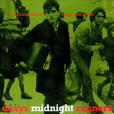DEXYS MIDNIGHT RUNNERS - SEARCHING FOR THE YOUNG SOUL REBELS (1980)