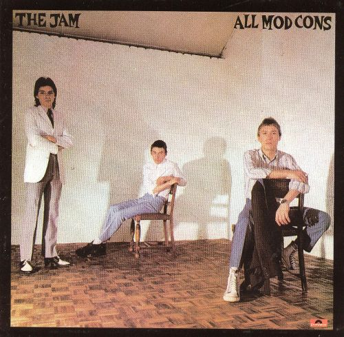 THE JAM - ALL MOD CONS (1978)