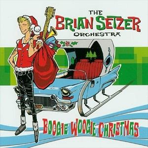 BRIAN SETZER ORCHESTRA - BOOGIE WOOGIE CHRISTMAS (2002)