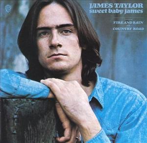 JAMES TAYLOR - SWEET BABY JAMES (1970)