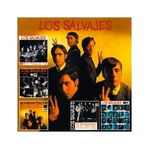 LOS SALVAJES - LOS EP'S ORIGINALES (1965 - 1966)J