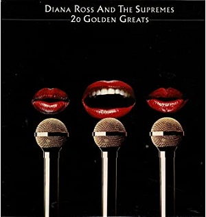 DIANA ROSS & THE SUPREMES - 20 GOLDEN GREATS (1964 - 1968)