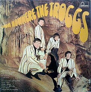 THE TROGGS - FROM NOWHERE (1966)
